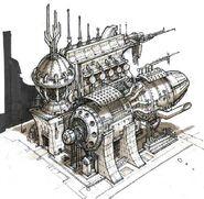 YR Turbine Concept Art