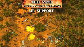 US Airstrikes (The 'Nam Combat Operations) Tiberian Sun Vietnam