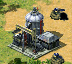 RA2 Oil Derrick alpha appearance