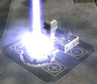Generals Particle Cannon