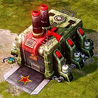 RA3 War Factory