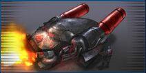 Flame tank intel