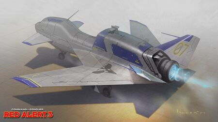 RA3 Concept AlliedDrone