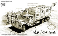 GLA POW Truck