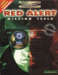 RA Mission Tesla Cover