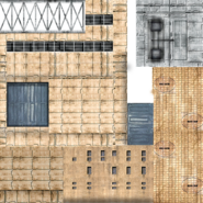 Detention Camp Texture