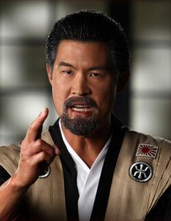 Commander Shinzo