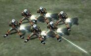 Default RIFLE firing