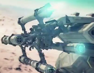 Gen2 VTOL Missiles