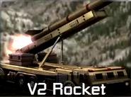 V2 Rocket icon