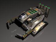 GDI Harvester TW3