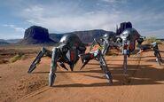 CNCRA2 Terror Drones