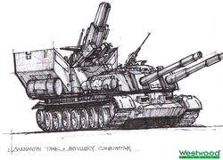 RA Combination tank