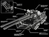 RA2 Apocalypse Tank blueprints