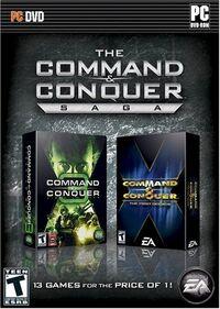 C&C Saga cover