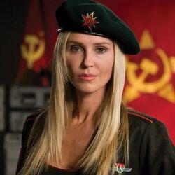 Commander Zhana