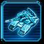CNC4 Shepard Tank Cameo