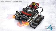 Nod Flame Tank Concept