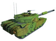 TD Medium Tank Render