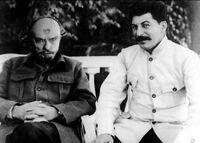 Yuri and Stalin