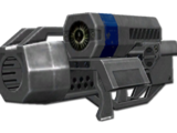 Merlin personal ion cannon