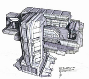 CNCTW Barracks Concept Art