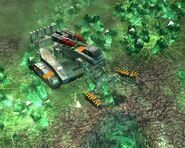 Rocket harvester