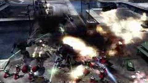 C&C 3 Tiberium Wars - Kane Teaser