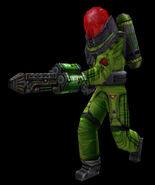 CNCR Beta Chem Warrior