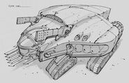 CNCTW Flame Tank Concept Art 8