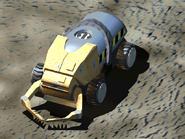 TD Harvester Render