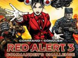 Command & Conquer: Red Alert 3: Commander's Challenge