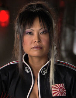 Commander Naomi