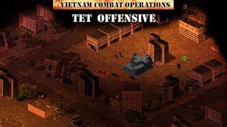 Tet Offensive (The Nam Combat Operations) Tiberian Sun Vietnam