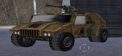Renegade Humvee