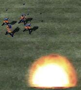 TW Grenadier Squad Firing