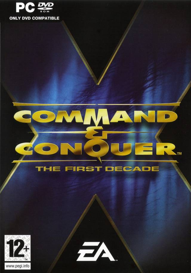 command conquer the first decade command and conquer wiki rh cnc wikia com Command and Conquer General's 2 Command and Conquer 1