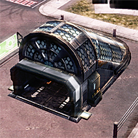 CNCTW Subway Entrance