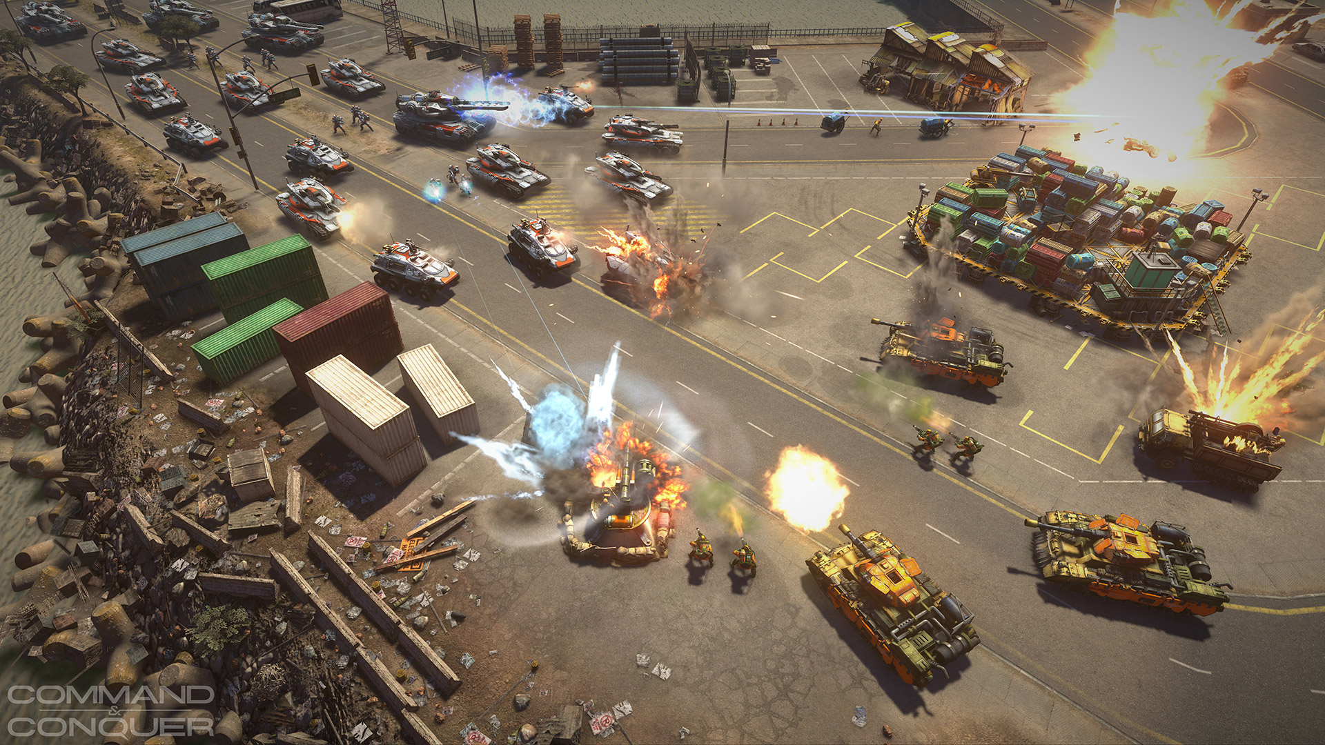 Command and conquer: generals 2.