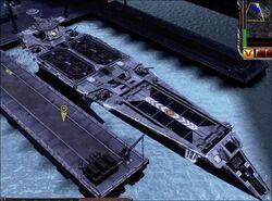 GDS Pathe at Hampton Roads Shipyard