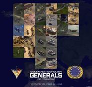Generals Comparison EU