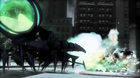 C&C3 Tiberium Wars - Scrin 01