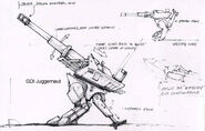 CNCFS Juggernaut Concept Art