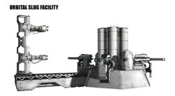 Orbital Slug Facility