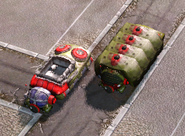 Soviet ore collector