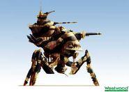 RA2 Centurion Desert Concept