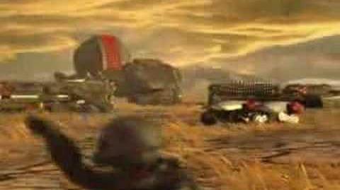 Command & Conquer Tiberian Sun - Firestorm Trailer