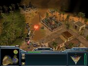 Generals Tutorial Paladin Laser in Action