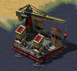 RA2 Soviet Naval Yard