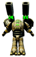 CNC4 Zone Defender Render